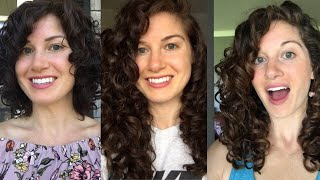 5 Tips For Frizz Free Curly Hair