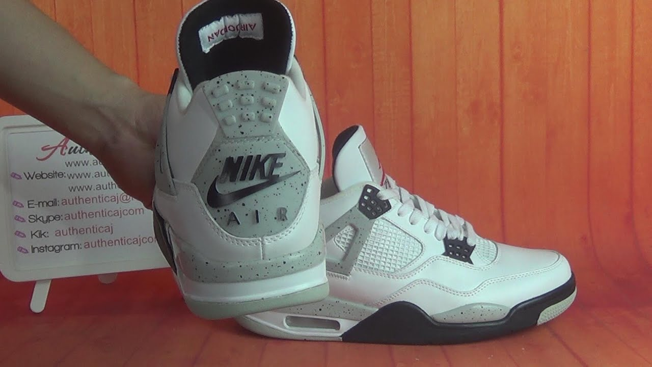 more photos 911b8 13374 authentic air jordan 4
