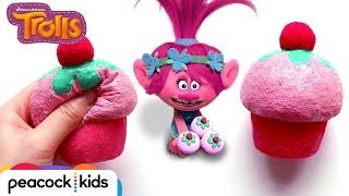 DIY Trolls Squishy: Vanilla Scented Cupcake! | TROLLS
