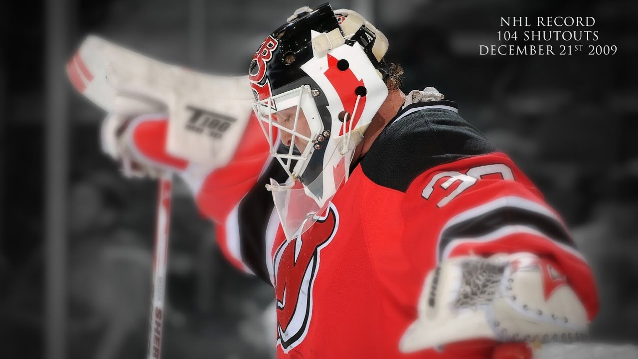 Martin Brodeur Best Moments Youtube