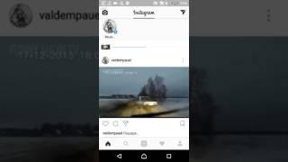 Instagram Плохо Загружает Видео (((