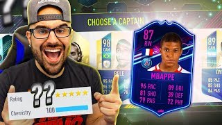 HIGHEST AND RAREST CARD DRAFTS! FIFA 18 Ultimate Team Draft