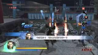 Sengoku BASARA 3 Utage Kojuro Katakura gameplay