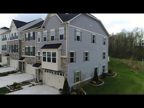 715 Shady Creek Court, Bel Air, MD 21015 || Exquisite Townhome With Luxe Details + Finishes