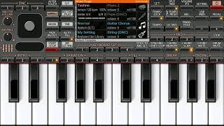 Vikram vedha theme piano notes