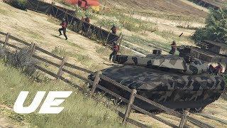 GTA V Military Crew | 2018 | United Empire | Read Description [PS4]