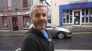 Ronan Kelly's Ireland:  Donnacha's Smoking Lizard in Athenry