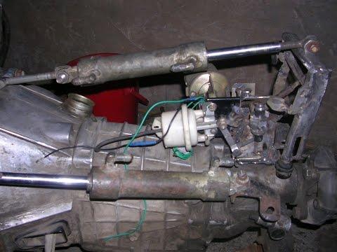 автоматическая коробка передач на тракторе