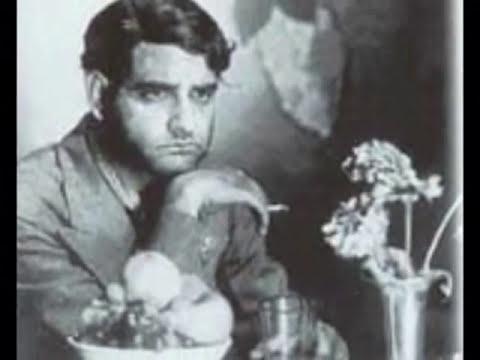 main kya janu kya jadu hai..K.L.Saigal-pankaj mullick -zindagi..life -1940