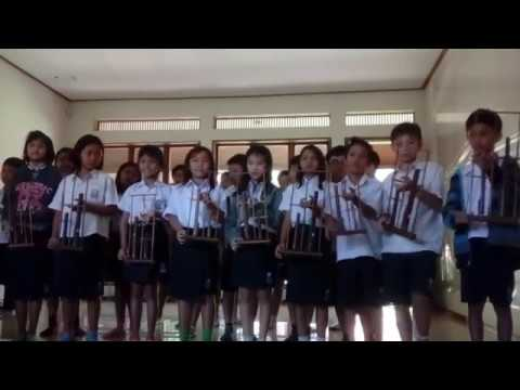 Alan Walker - Faded cover Angklung