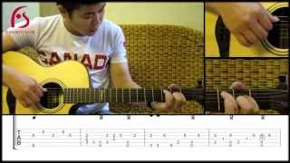 (Tutorial) Blue (Big Bang/arr. Sungha Jung) - Sơn Acous