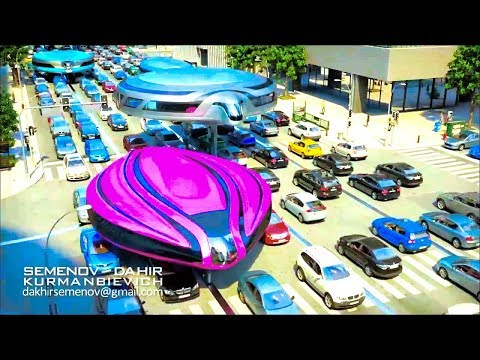 American Transportation system | American technology | flying car | america technology