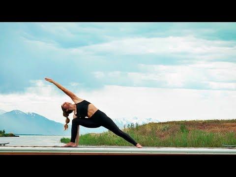 Ashtanga Yoga (A Short Primary Series) - 1 Hour Moving Meditation