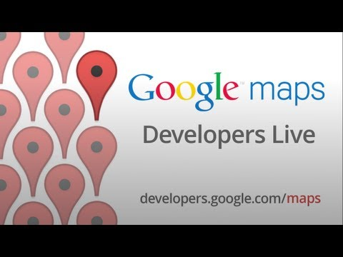 Google Maps Developers Live: High-performance Geospatial Visualizations using WebGL