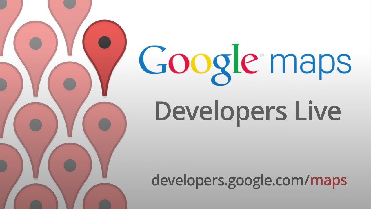 Google Maps Developers Live: High-performance Geospatial Visualizations on map description, map features, map artist, map illustrator,
