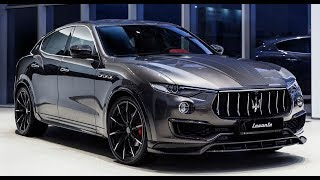 2018 Maserati Levante S Exterior And  Design