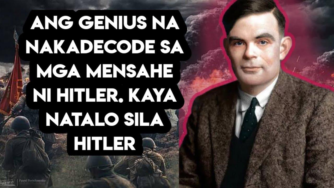 Ang  Genius na B@DING na Nakapigil sa  PAGATAKE ni HITLER.