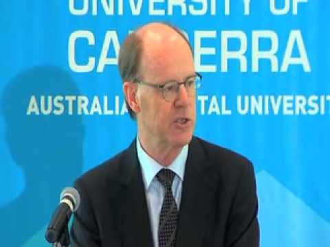National Security Lecture Series: Michael Carmody