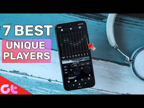 Top 7 Best UNIQUE MUSIC Players For Android In 2020 | Best Of The Best | GT Hindi