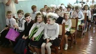 Бібліотечний урок з учнями 1 класу СШ 20