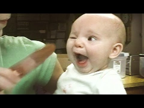 Stages Of Eating Ice Cream As Told By Babies