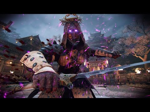[For Honor] Peacekeeper Is Quite Scary Right - Peacekeeper Brawls |