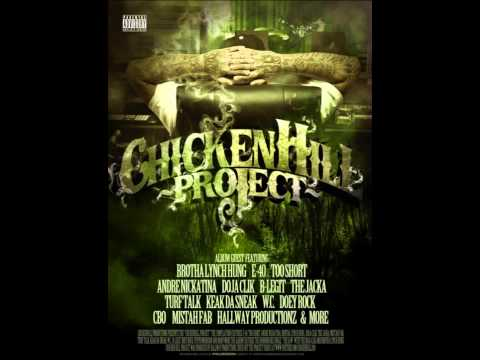 WC - Ridin & Smokin Ft. B-Legit, Brotha Lynch Hung & C Plus