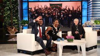 Ellen Helps High School Choir with Carnegie Hall Dreams