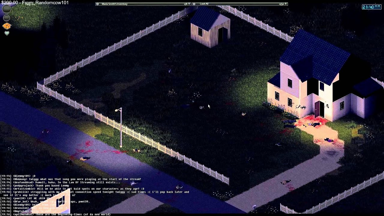 TALES FROM MP   Project Zomboid