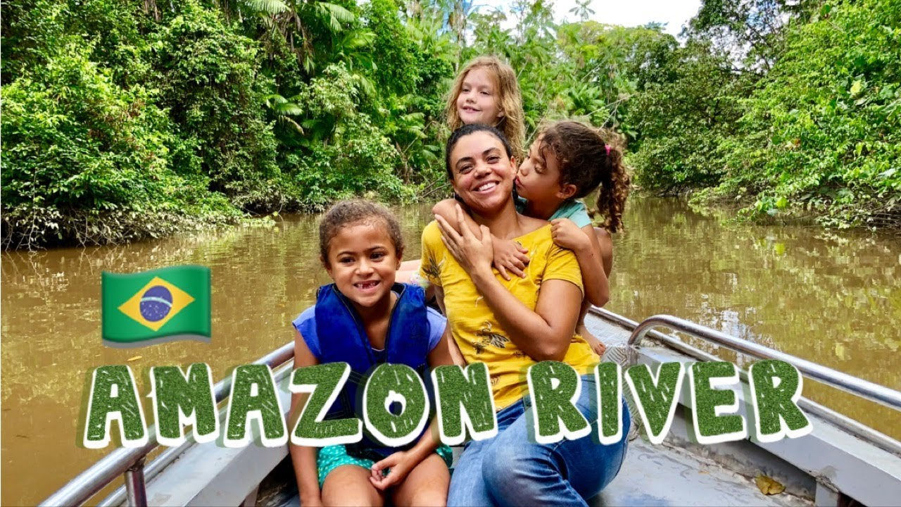 Amazon river pictures and facts