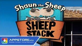 [iOS Game] Sheep Stack - Những chú cừu vui nhộn - AppStoreVn