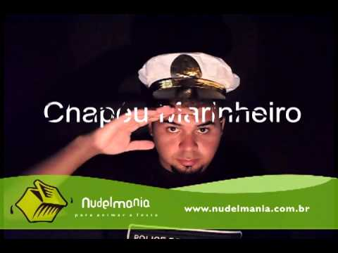 Chapéu Marinheiro - tipo quepe - YouTube 3b5462ab873