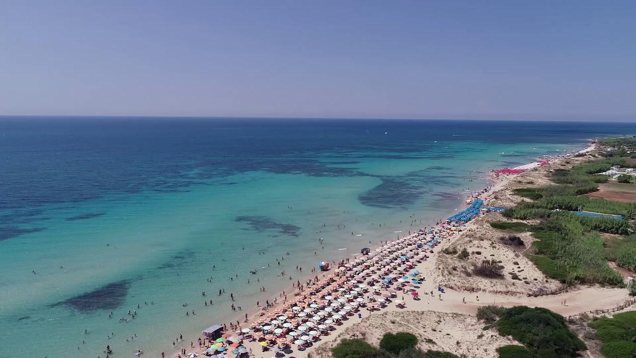 Campeggi e aree sosta in Puglia - VACABONDARE