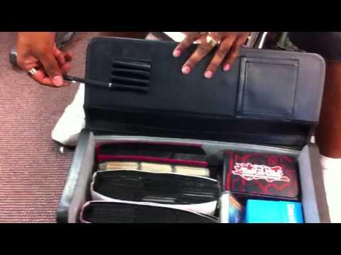 YUGIOH! Adventure Ep. 12 Introducing the YGO Mini Suitcase!