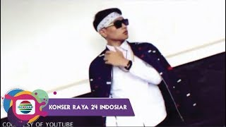 Download Video KEREEN!! Inilah Cuplikan COVER RAP HBD 24 Kiriman Pemirsa - KONSER RAYA 24 THN INDOSIAR MP3 3GP MP4