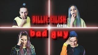 Billie Eilish - bad guy dance | Patman Crew Choreography