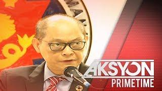 Suspensyon ng ikalawang round ng excise fuel tax hike, aprubado na ni Duterte