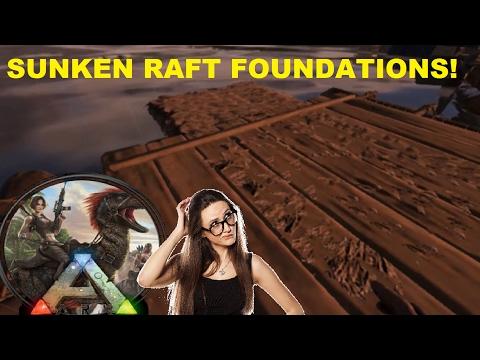 Wooden Raft - Official ARK: Survival Evolved Wiki