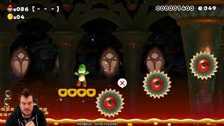 The Dark Souls of Mario Maker - 100 Mario Super Expert