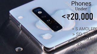 Best Smartphone Under 20000 in June 2020   Top 5 Phones Under 20000   Best Phone Under 20000rs