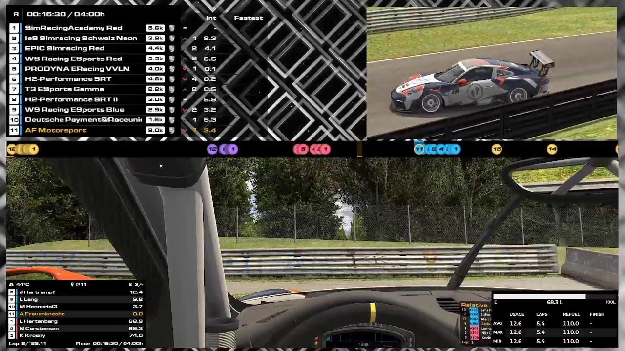 Download vVLN Rennen 9 - Porsche GT3 Cup 4 Stunden