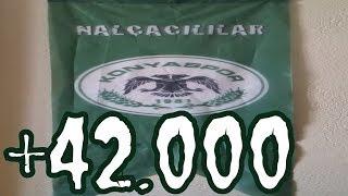 Hüseyin Altay - Bize Yeşil Beyaz Bir Dünya Bırakın   Konyaspor Beste