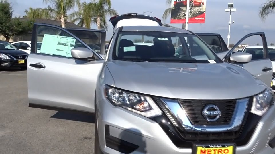 2017 Nissan Rogue San Bernardino, Fontana, Riverside, Palm Springs, Inland  Empire, CA 35747