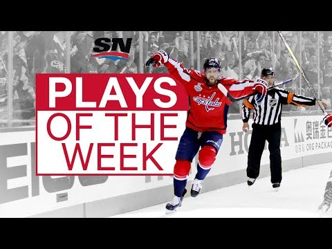 NHL Plays of the Week: The Eagle has Landed