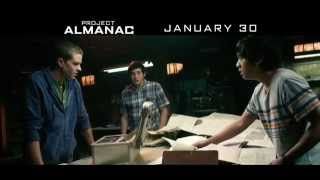 Paramount Pictures: Project Almanac Movie - Rules Grid