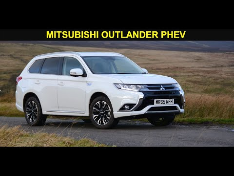 Mitsubishi Outlander PHEV Review - The most popular SUV Phev!