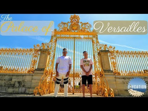 PALACE OF VERSAILLES DAY TRIP | FRANCE TRAVEL GUIDE 🇫🇷