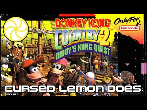 COVER: Donkey Kong Country 2 - Lockjaw's Locker