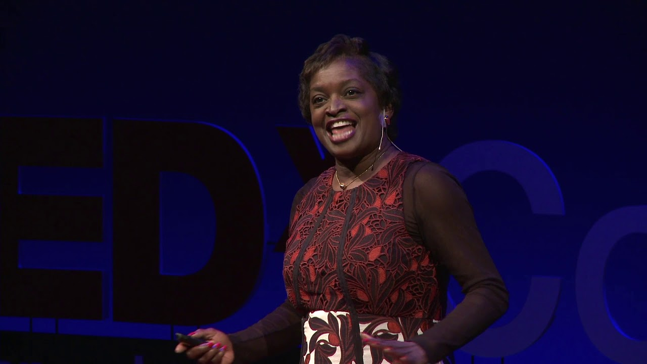 Why I Fight To Close The Digital Divide? | Mignon Clyburn | TEDxCollegePark