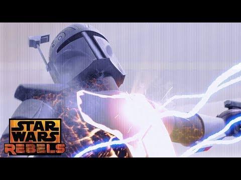 Heroes of Mandalore: Aerial Encounter | Star Wars Rebels | Disney XD